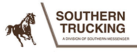 Southern Trucking Sticky Logo